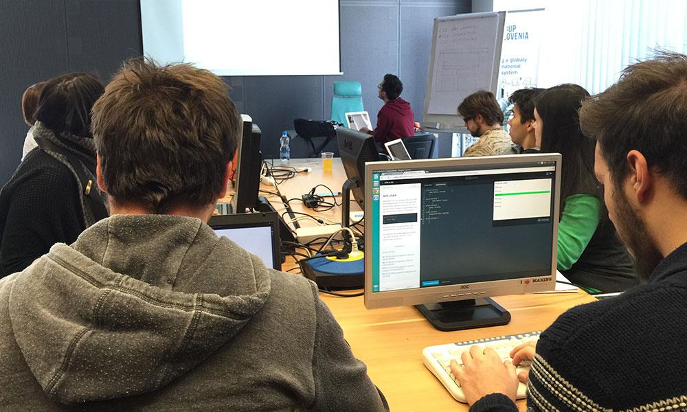Coding Weekend - Curso intensivo de HTML/CSS en Barcelona