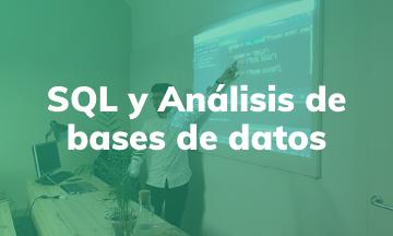 SQL & Data Análisis | Curso Presencial en Barcelona