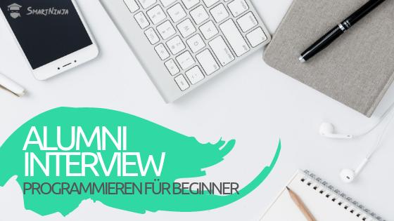 Alumni Interview mit Valentin | Python für Beginner