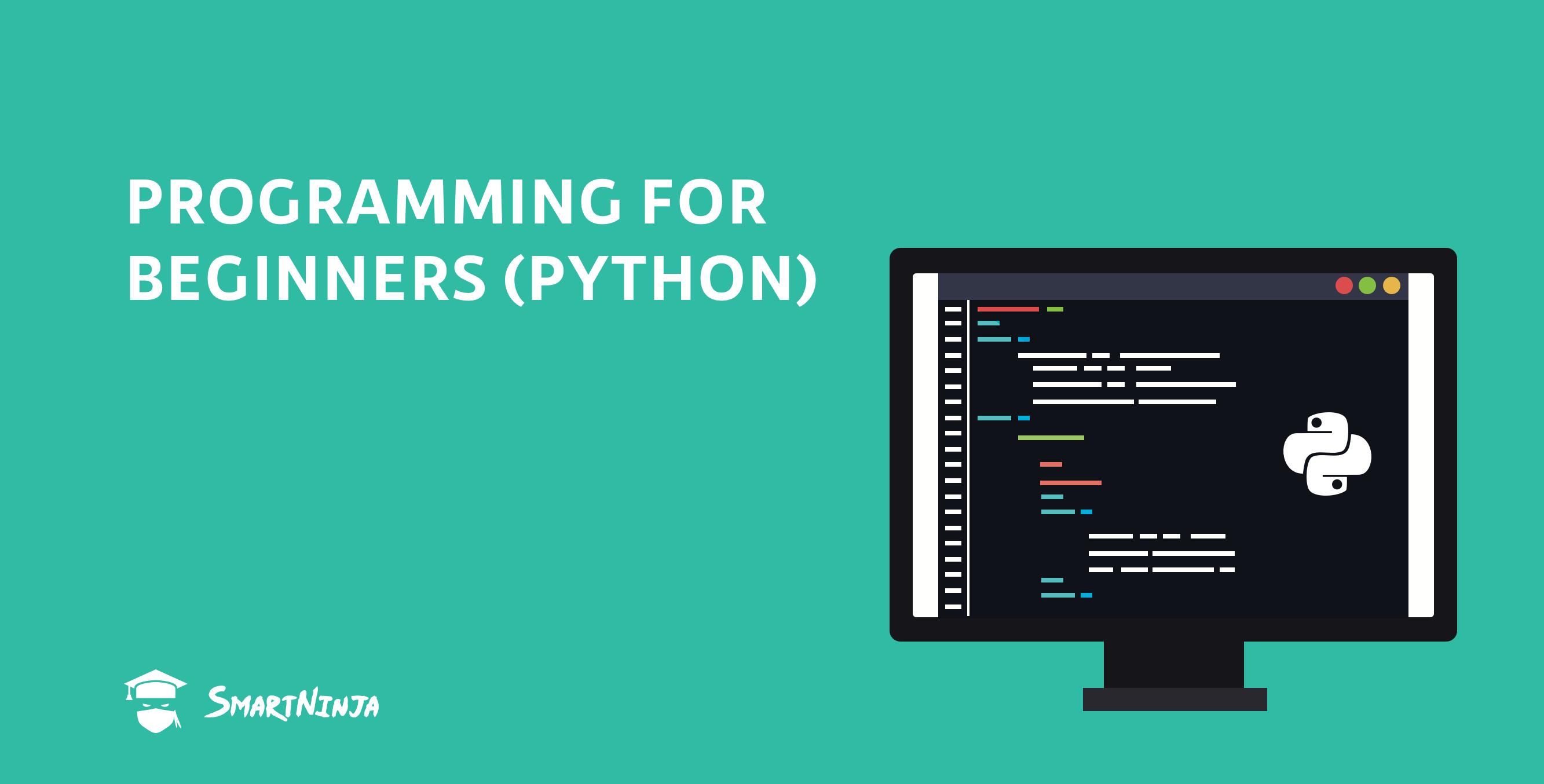 Grundlæggende Programmering (Python)