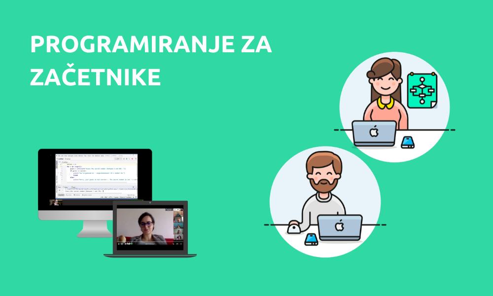 Programiranje za začetnike (online)