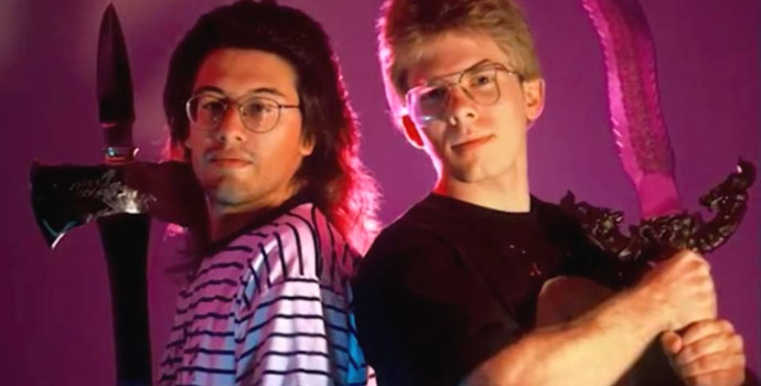 John Romero & John Carmack