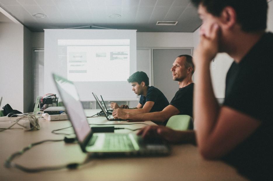 """Filip Potočnik, Smartninja studerende fra Kroatien: """"Bare kast dig ud i det, programmering er en fantastisk mulighed!"""""""