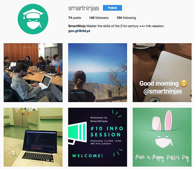 Instagram SmartNinja