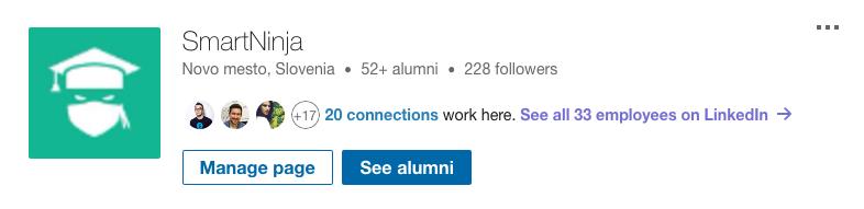 LinkedIn SmartNinja