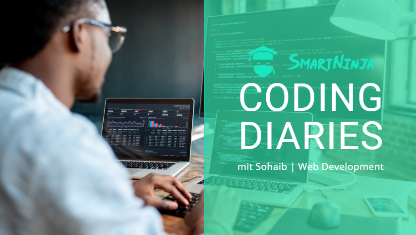 Coding Diaries mit Sohaib | Web Development