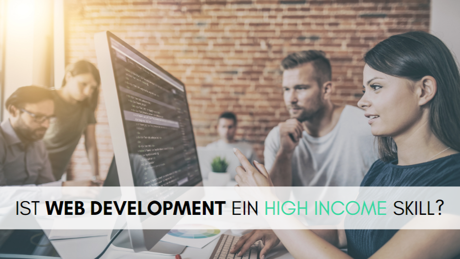 Ist Web Development ein high income skill?