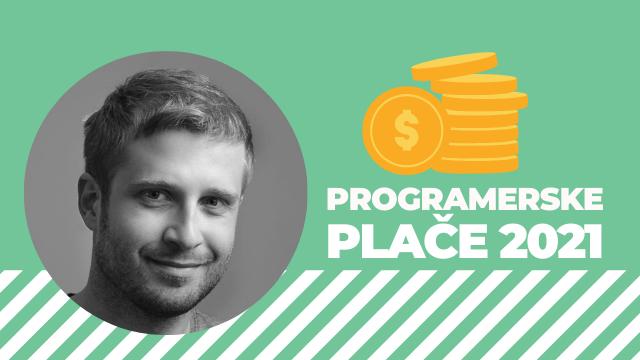 Rezultati ankete! Plače slovenskih programerjev v 2021