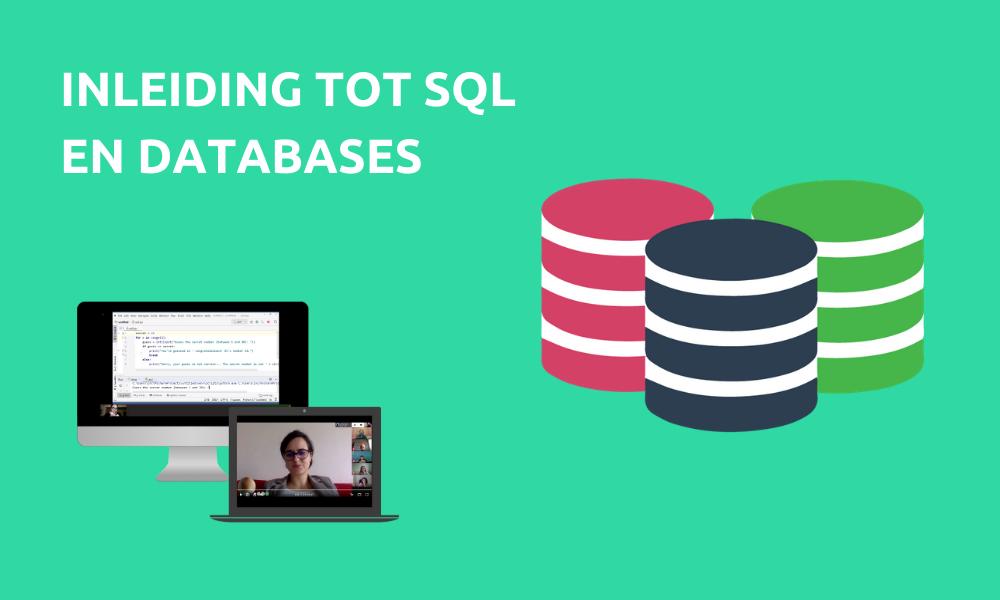 Inleiding tot SQL en databases