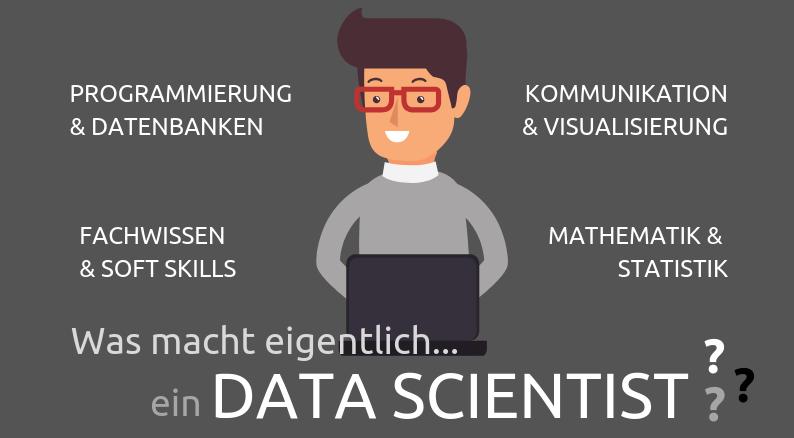 Was macht eigentlich.. ein Data Scientist?