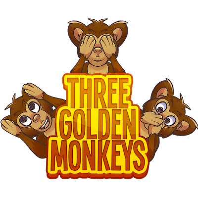 Three Golden Monkeys