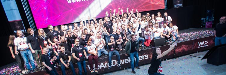 Impresiones del congreso WeAreDevelopers