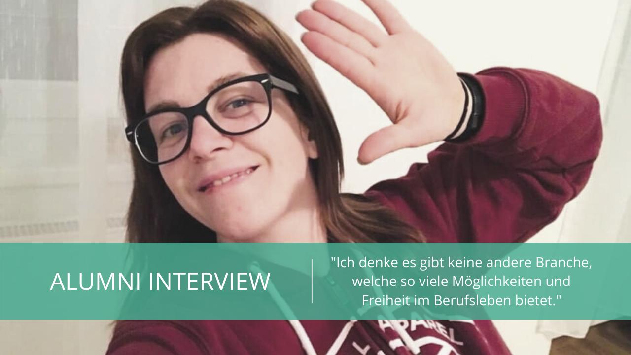 Interview mit Kursteilnehmerin Pamela