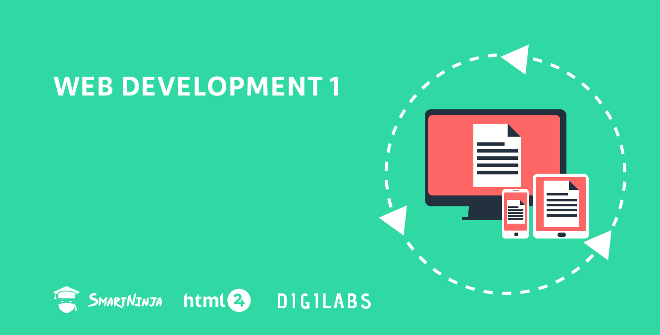WEB DEVELOPMENT 1 (ENG)
