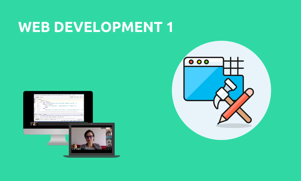 Web Development 1 (Livestream Gruppenkurs)