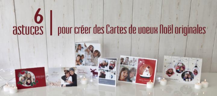6 Astuces Pour Creer Des Cartes De Voeux Noel Originales