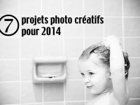 7 projets photo créatifs pour l'année