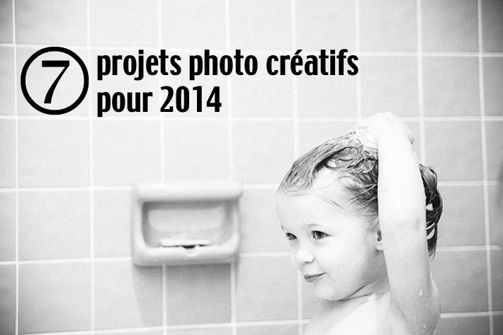 projet photo creatif 2014
