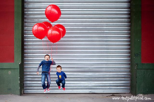 projets photo créatif - war on seriousness
