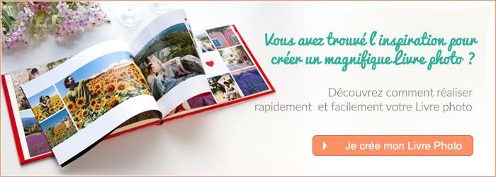 Livre photo - cliquez pour voir nos livres photos, créer et commander