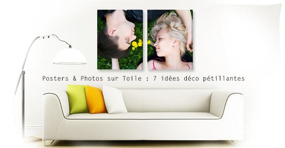 Déco murale - Posters & Photos sur Toile