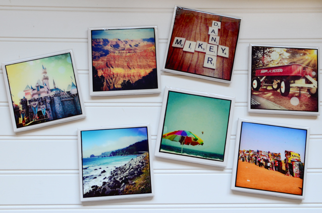 6 idees creatives avec tirage photo - sous verrez personnalisés