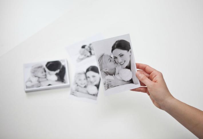 Développement photo, tirage photo Noir & Blanc