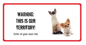 plaque chien - accessoire pour chien ou chat