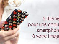 5 thèmes pour une coque personnalisée iPhone à votre image !