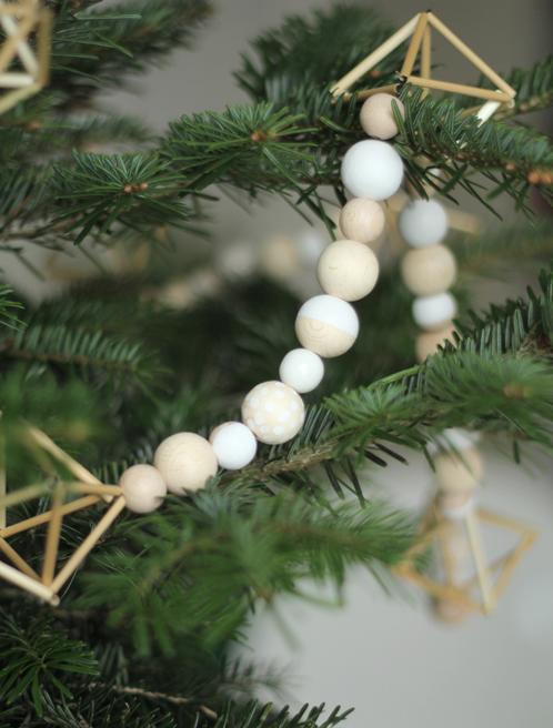 décoration de Noël à fabriquer