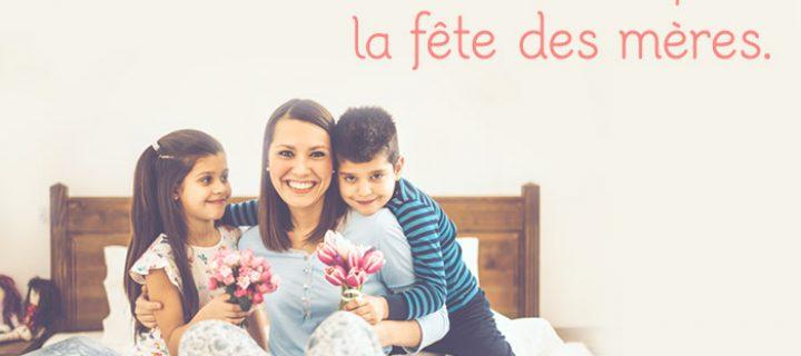 Pour un cadeau fête des mères unique en quelques clics