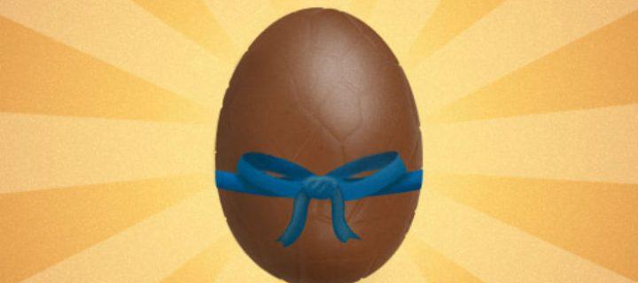 Tentez de gagner un bon d'achats de 50€ pour Pâques !
