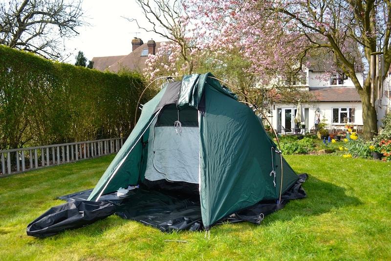 loisirs vacances tente-jardin