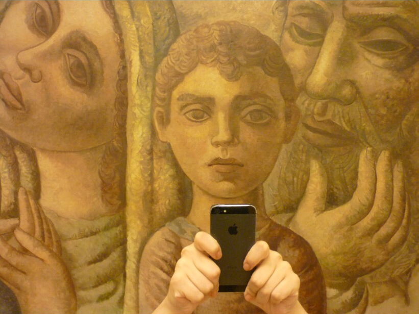 selfie original artfie