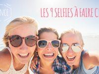 Réaliser un selfie original cet été : 9 idées qui respirent le bonheur