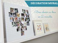 Décoration murale personnalisée – Choisir en 2 minutes !
