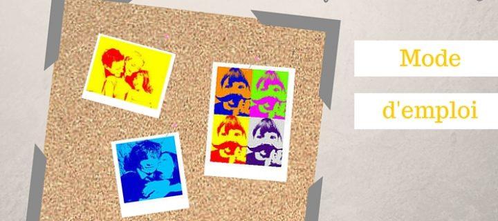Créer son tableau pop art personnalisé : mode d'emploi