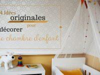 Décoration chambre enfant : 4 idées hors du commun