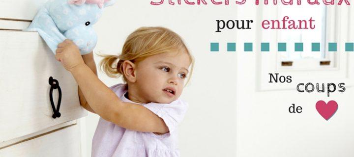 Stickers chambre bébé : trouvez le décor parfait pour votre enfant