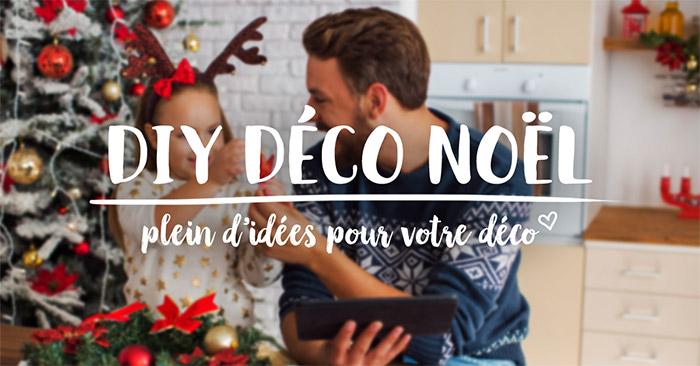 DIY déco Noël