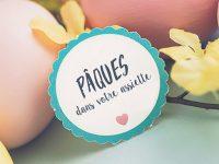 Déco table Pâques : poussins, lapins et compagnie en fête