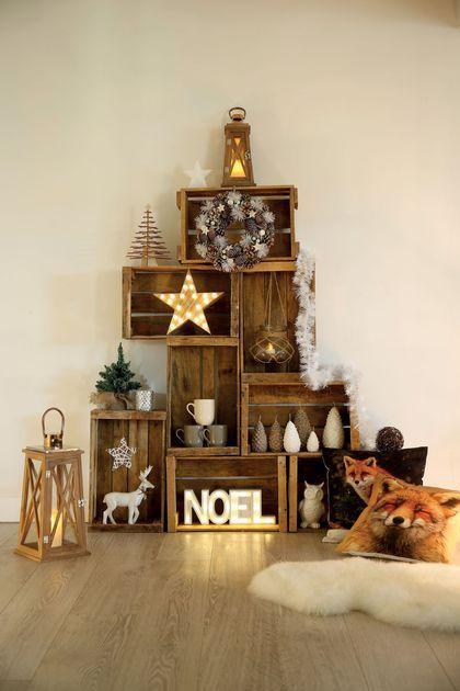 décoration pour Noël: décoration traditionnelle
