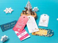 Etiquettes cadeaux Noël à imprimer gratuitement chez vous