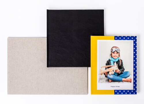 imprimer livre photo en ligne