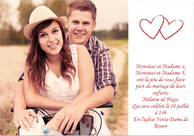 TEXTE_FAIRE_PART_MARIAGE_TRADITIONNEL