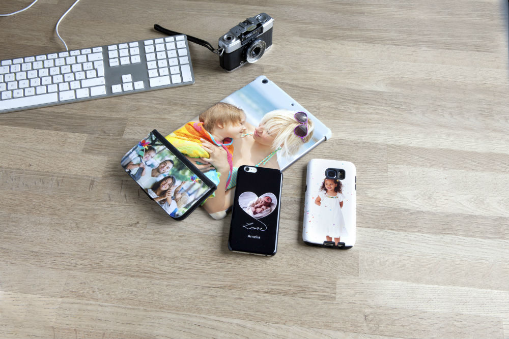idee cadeau saint valentin homme personnalise : coque photo smartphone ipad