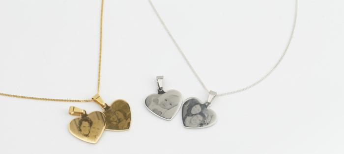 idee cadeau saint valentin femme personnalise pendentif photo