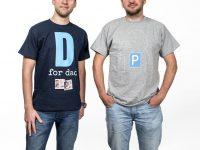 Créer un t-shirt fête des pères personnalisé