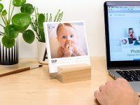Calendrier personnaliséavec photos: créez une œuvre d'art avec vos souvenirs!