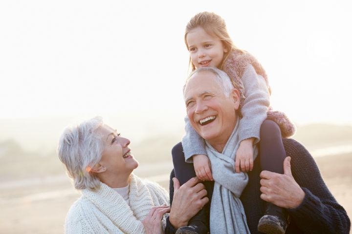cadeau personnalisé grands-parents